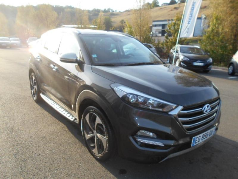 Tucson 1.7 CRDI 141ch S Edition 2WD DCT-7